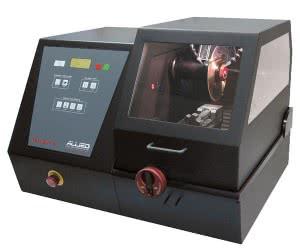 Прецизионный программируемый металлографический отрезной станок TechCut5