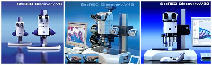 SteREO Discovery.V8/ V12/ V20