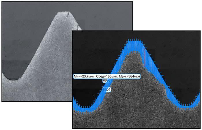 Thixomet измерение слоев и покрытий