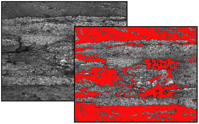 Thixomet анализ поверхности изломов
