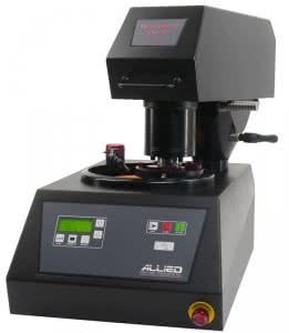 металлографический полуавтоматический однокруговый шлифовально-полировальный станок MetPrep3