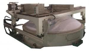 Моечные машины шахтного типа