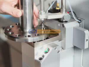 Большой искровой столик к спектрометру Belec