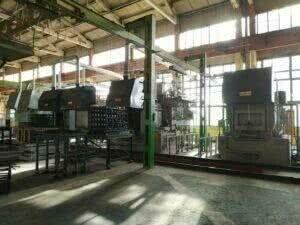 Успешный запуск комплекса термообработки для цементации / закалки в масло / мойки / высокого отпуска